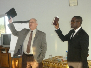 Cameroon Christian Physcians Conference